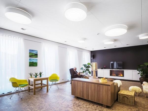 Дизайн стен и потолка 2