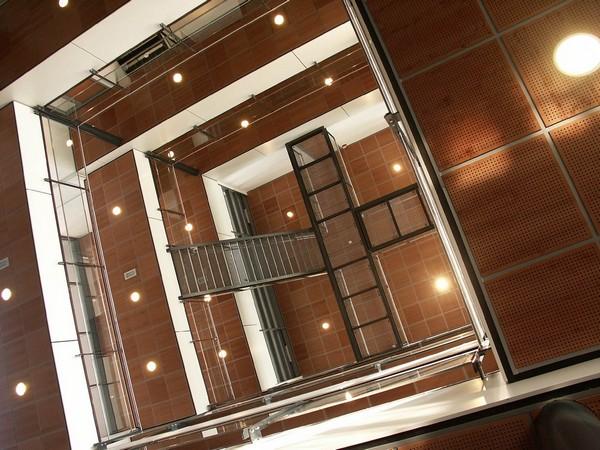 Акустический подвесной потолок 4