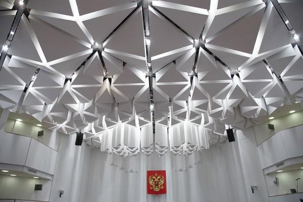 Акустические панели для потолков «Экофон» 3