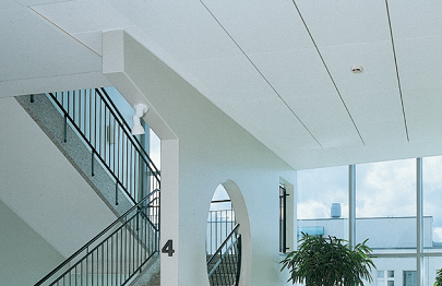 Акустические потолочные панели Advantage A (1200х600)