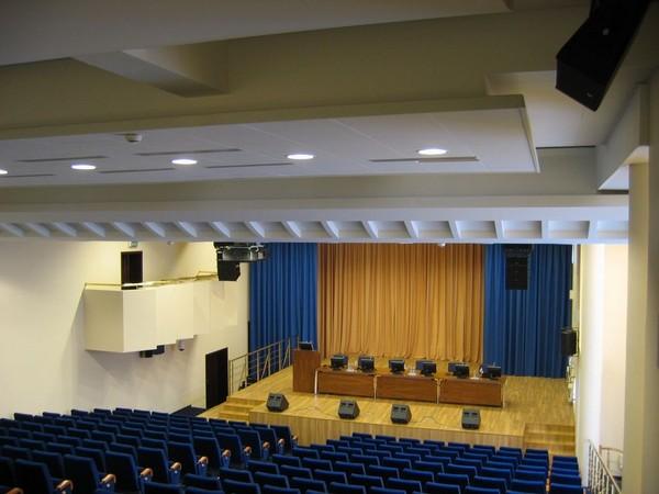 Система акустических потолков Ecophon Edge 500 Ds