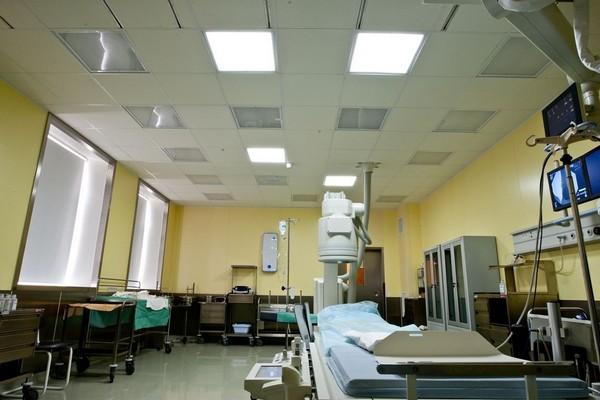 Потолочная система Ecophon Hygiene Protec A (1200x600x20)